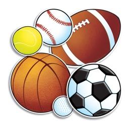 Sports Balls Sticker Pack