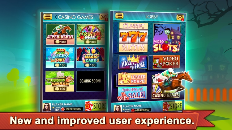 Slot Machine: Slots & Casino