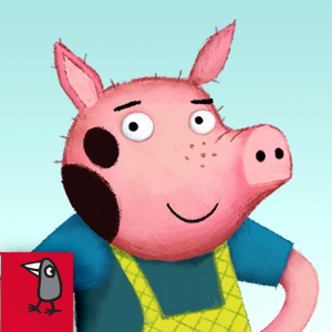 The Three Little Pigs by Nosy Crow app