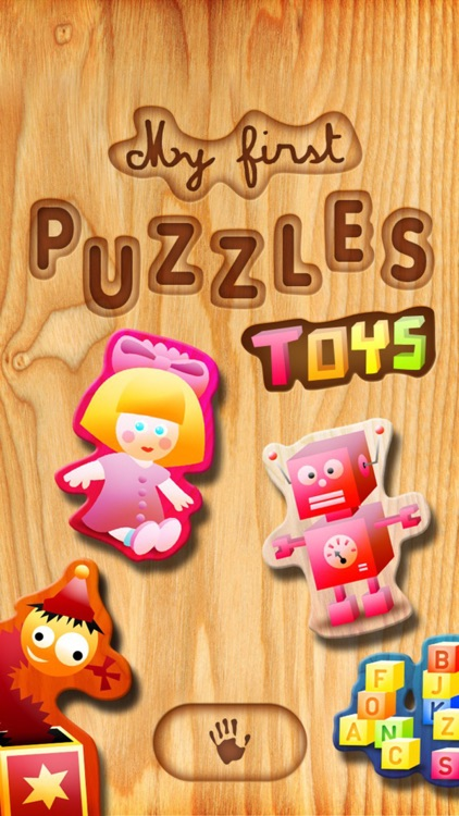 My first puzzles: Toys screenshot-3