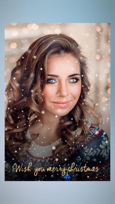 Xmas Photo Collage & Picture Editor screenshot three
