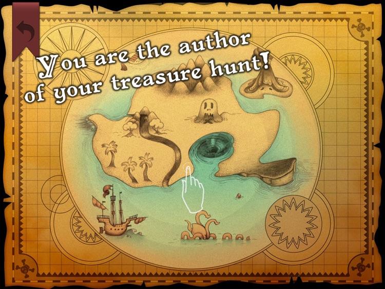 Augustin's Treasure - the Pirates' Island