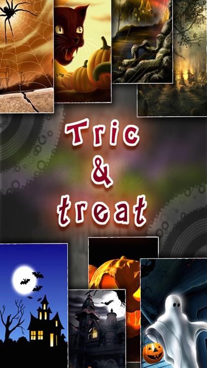 HD Halloween Wallpapers Pro for iPhone 5/iPad