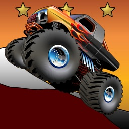 Monster Truck Climb - Free Car Racing Games