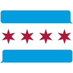 Chicago Sticker Pack