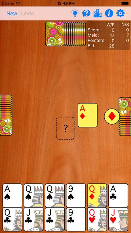 Pinochle screenshot-3