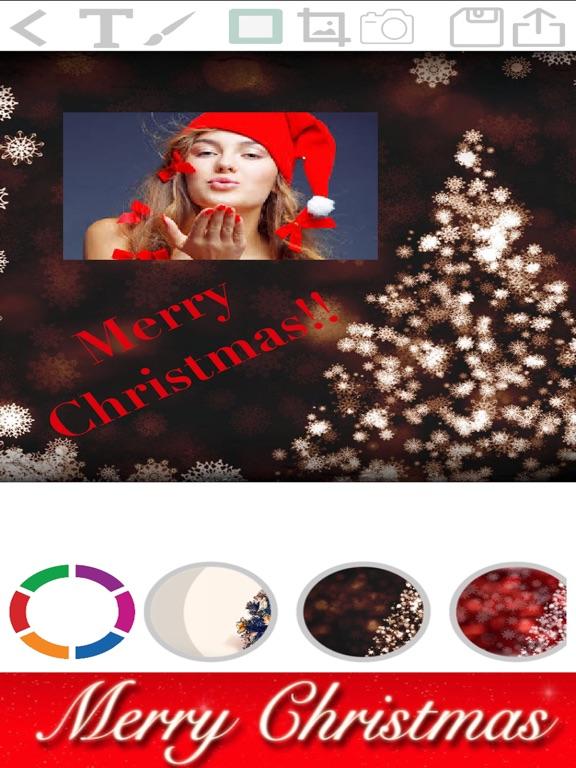 Kerstkaarten Maken Gelukkig Nieuwjaar Cads App Voor Iphone Ipad