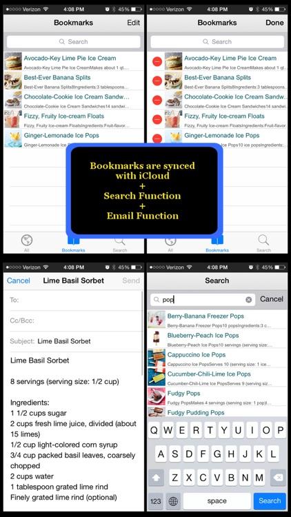 400 Icecream Recipes screenshot-4
