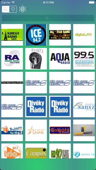 Hazai Rádiók - Magyar Rádiók - Hungary Live Radio screenshot three
