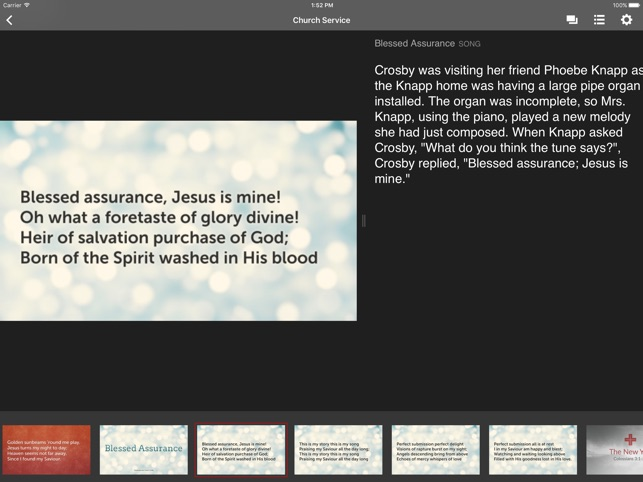 Proclaim Remote on the App Store