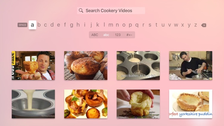 Cooking TV - The Cookbook for Thousands of Recipe Videos
