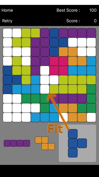 点击获取PuzzleErase -Rotate, Fit and Erase-