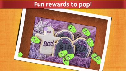 Halloween Puzzles - Relaxing photo picture jigsaw puzzles for kids and adults screenshot three