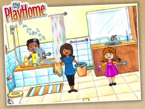 Maison de Poupée - My PlayHome