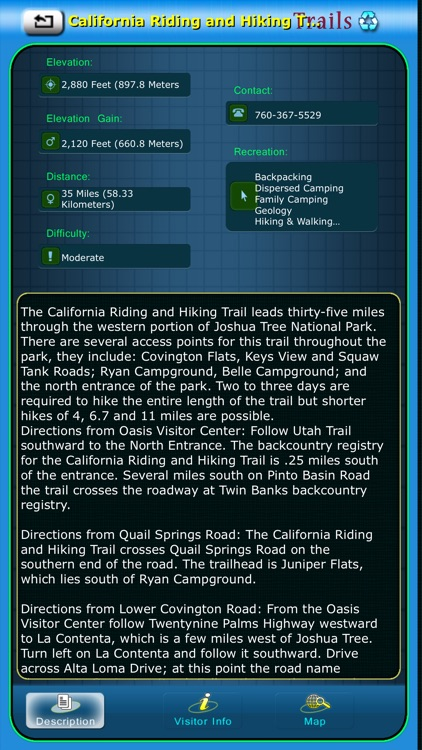 Joshua Tree National Park - USA screenshot-3