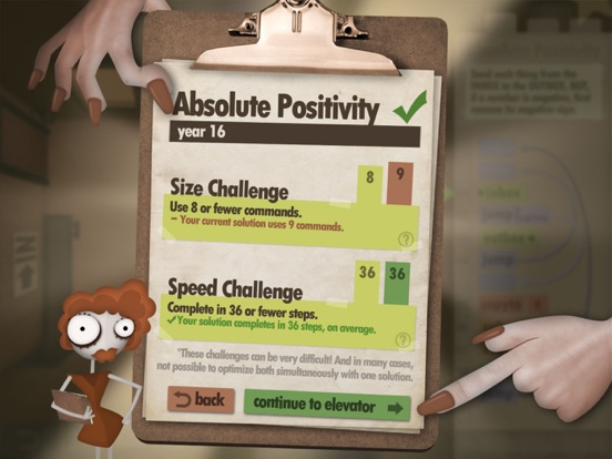 Screenshot #5 for Human Resource Machine