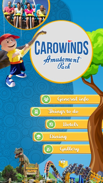 Best App for Carowinds Amusement Park screenshot-1