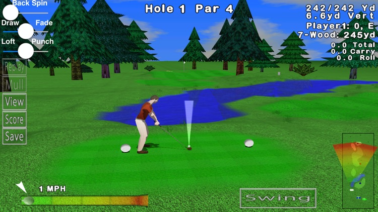 GL Golf screenshot-0