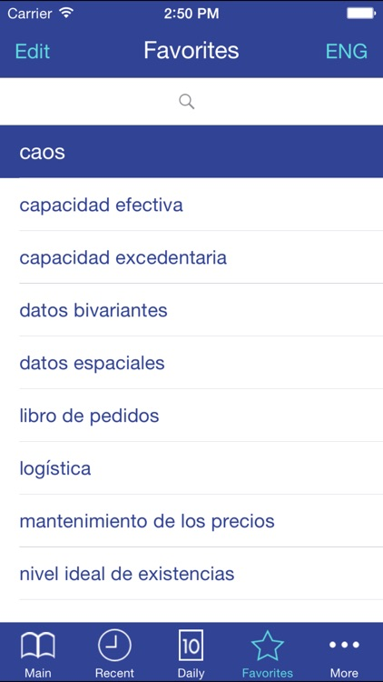 Libertuus Lite Business EN-ES screenshot-3