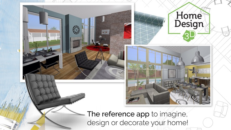 Home Design 3D - Free screenshot-0