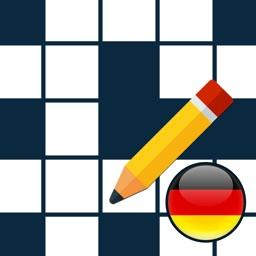 Crossword Light German - Quiz Puzzle