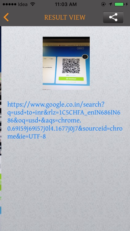 Bar/QR-Code Scan&Generator Pro screenshot-2