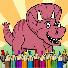 Activities of Dinosaur book lite free dinosaur coloring games