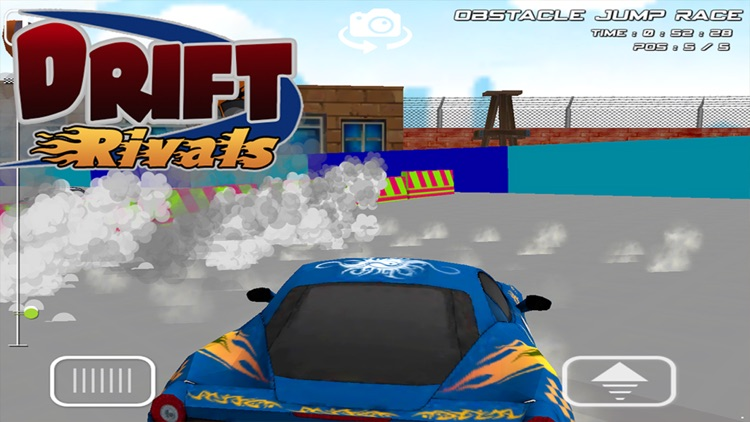 Drift Rivals - Free Drift Racing Stunt Games screenshot-4