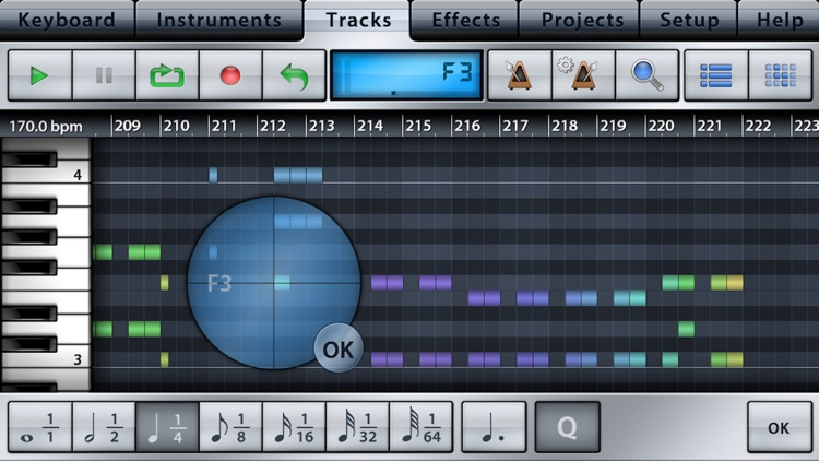 Music Studio Lite screenshot-3