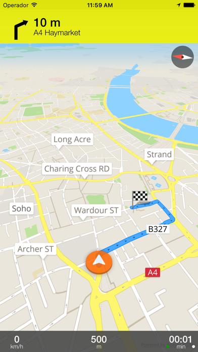 London (Southampton) mapa offline y guía de viajeCaptura de pantalla de5