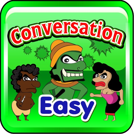 Conversation Starters - Daily English for kids iOS App