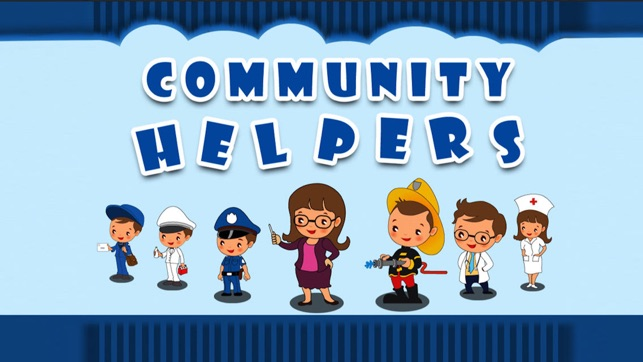 Community Helpers By Tinytapps on the App Store