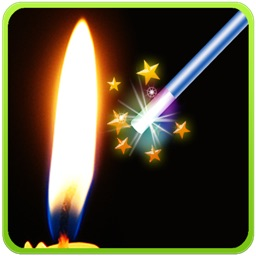 Blow Magic Candle