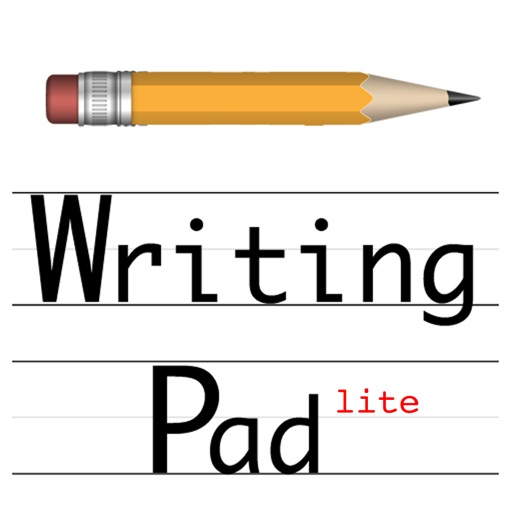 Kids Writing Pad Lite icon
