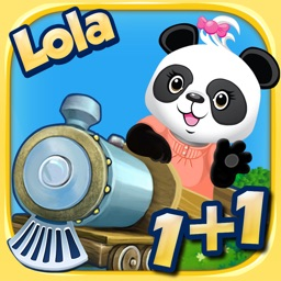 Lola's Math Train - Learn Numbers and Counting!