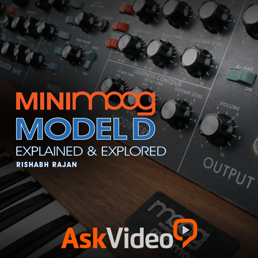 Minimoog Model D Explained and Explored