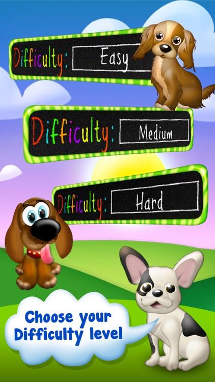 Math Puppy – Bingo Challenge for Kids screenshot-3