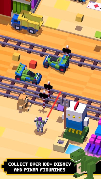 Disney Crossy Road screenshot-0