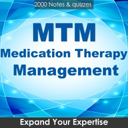 MTM Exam Review App - Study Notes, Quiz & concepts