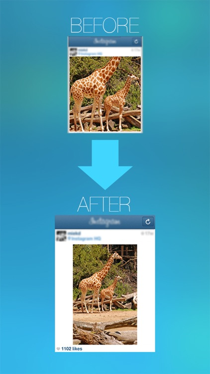 Square FX with Shapes - Photo Editor for Instagram
