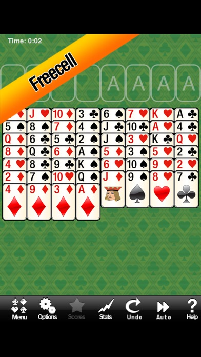 Solitaire Favorites review screenshots