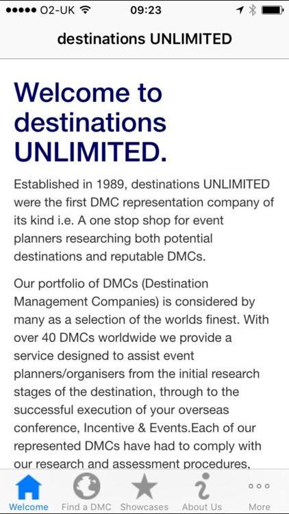 Destinations Unlimited