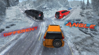 OffRoad 4x4 Luxury Snow Driving - Driver Simulator screenshot two