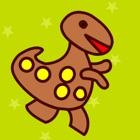 Aprenda a pintar Dinossauros icon