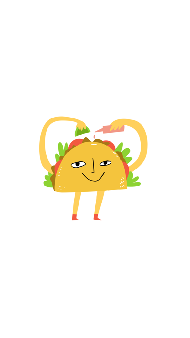 Taco Spin StickersScreenshot of 3