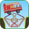 Railway bridge 2 - Bridge construction simulator