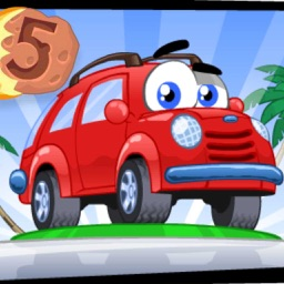 Wheely 5 - Action Physics Puzzle Game