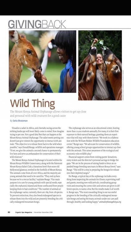 Organic Spa Magazine screenshot-4