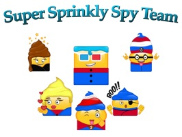 Super Sprinkle Spy Team