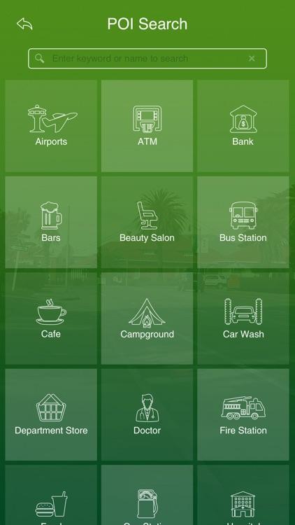 Presidio National Park Travel Guide screenshot-4
